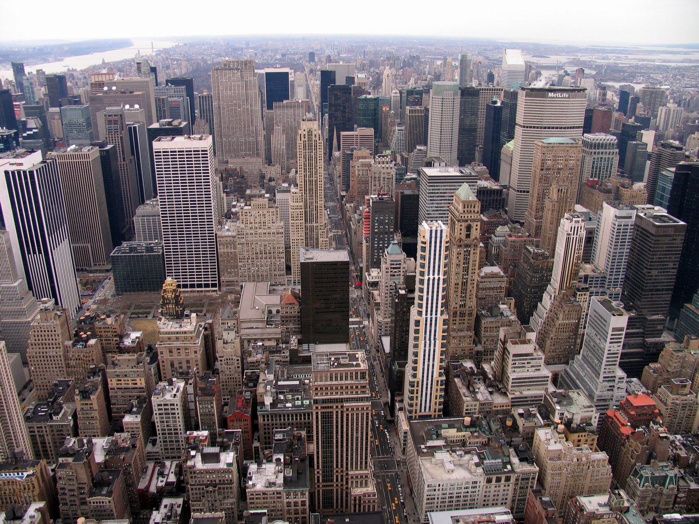 La ciudad del mundo… nueva york
